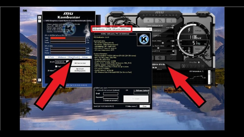 Overclocking The 650 To The Max, Part 1