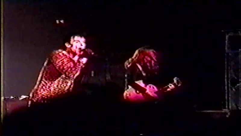 The Cramps — Naked Girl Falling Down The Stairs - 1997 Live in Texas