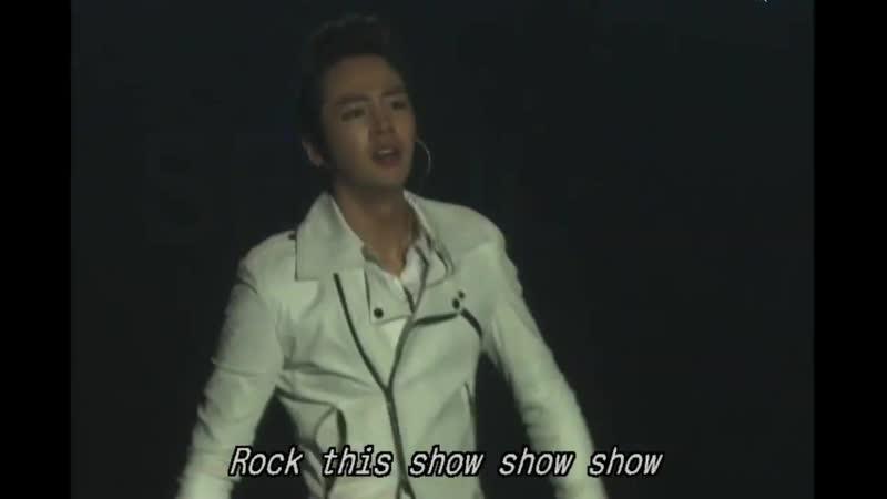 Jang Keun Suk • GOTTA GETCHA • ASIA TOUR Last In Seoul, 2011