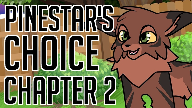 Nate Reads: Pinestar's Choice | Chapter 2