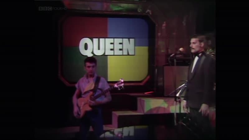 QUEEN – Las Palabras De Amor, 1982 год