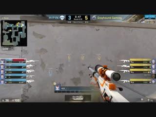 MVP PK vs Grayhound Gaming