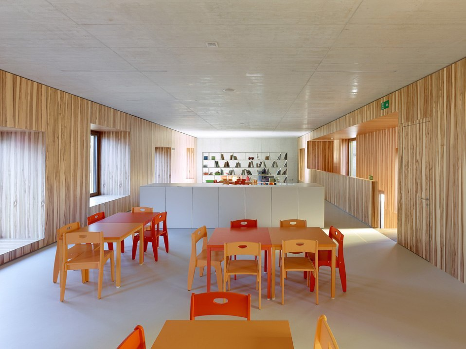 day-care center | savioz fabrizzi architectes