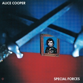 Alice Cooper альбом Special Forces