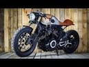 Cafe Racer Tramantana Yamaha XV750 by Sparta Garage, Belarus