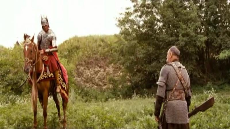 Тарас Бульба - Ну что сынку, помогли тебе твои ляхи