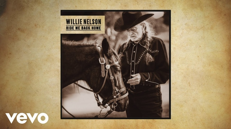 Willie Nelson - Ride Me Back Home (Album Trailer)