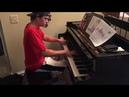 Доставщик пиццы спросил разрешения сыграть на фортепиано