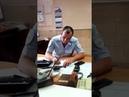 Несостоявшийся прием начальника полиции г Куртамыш 06 07 2019г