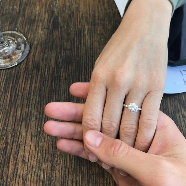 Звезда «Идеального голоса» Бриттани Сноу объявила о помолвке Бриттани Сноу, известная по роли Хлои из музыкальной трилогии «Идеальный голос», готовится пойти под венец. Ее бойфренд Тайлер