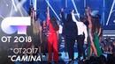 CAMINA *BUENA CALIDAD* - Lxs chicxs de OT 2017 | Gala 0 | OT 2018