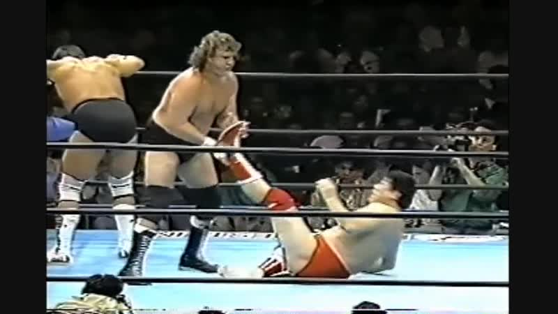 Miracle Violence Connection in AJPW 1993