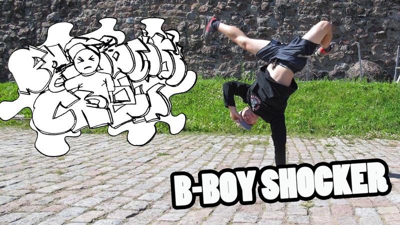 Bboy shocker Fatality crew