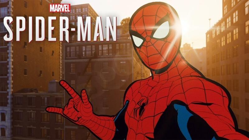 НАРИСОВАННЫЙ ПАУК ► Spider-Man 21