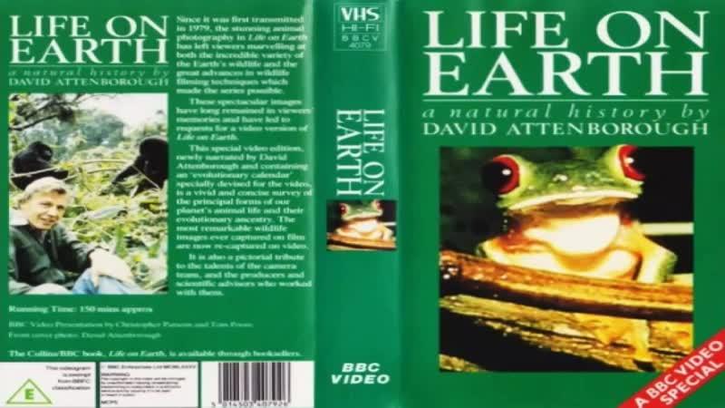 BBC Жизнь на Земле 08 серия BBC Life on Earth 1979