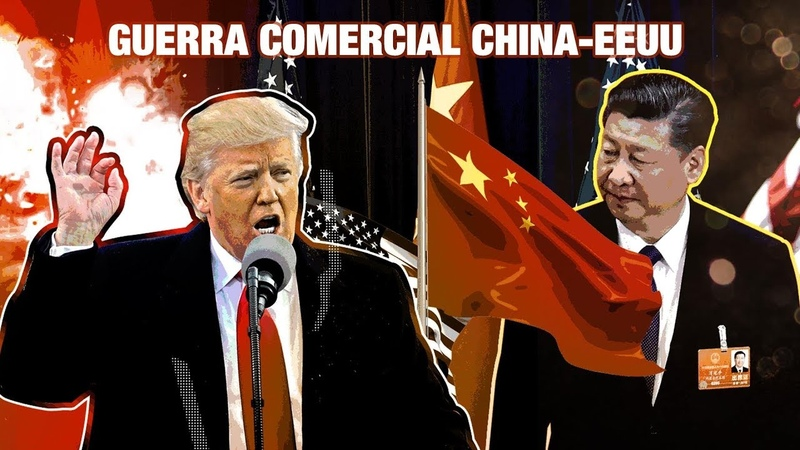 Detrás de la Razón: Caos mundial: Trump ataca a China, China contraataca a EEUU, Rusia espera