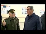Полпред президента в СФО Сергей Меняйло в Омске с рабочим визитом