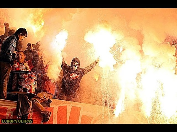 СПАРТАК VS ЦСКА\SPARTAK AGAINST CSKA\MOSCOW\FIGHT HOOLIGANS\ULTRAS\PYRO\RUSSIAN HOOLS 29.10.2016