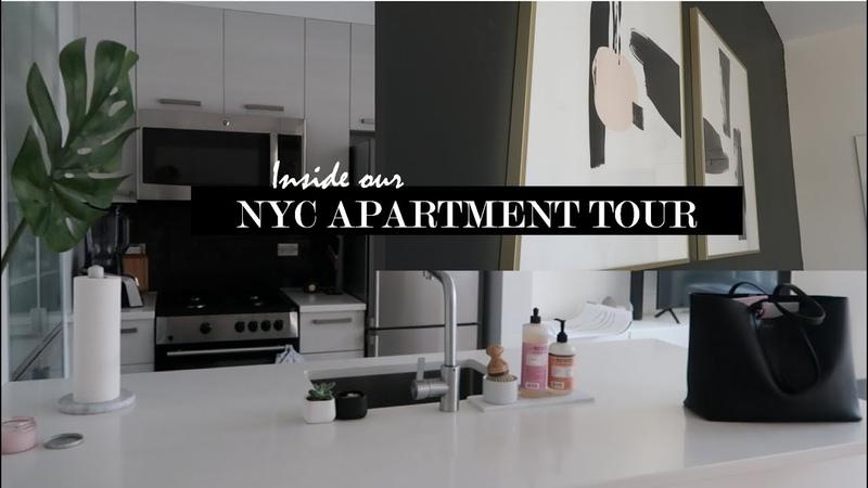 Minimalist NYC Studio Apartment Tour