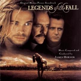 James Horner альбом Legends Of The Fall Original Motion Picture Soundtrack
