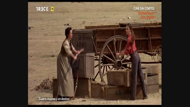 Cuatro mujeres y un destino (1994) Bad Girls sexy Drew Barrymore 01