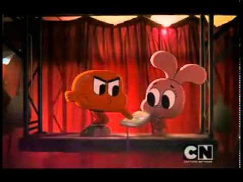 GUMBALL мистер робинсон - я буду петь и танцевать