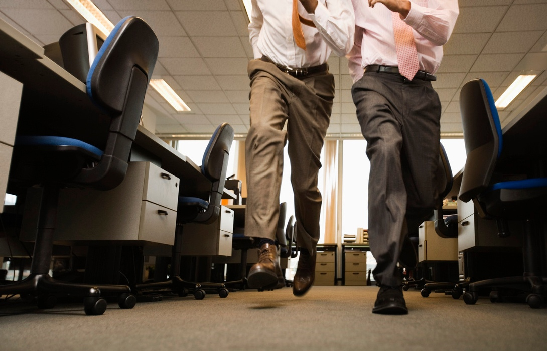 Как стать более активным физически, при высокой занятости?