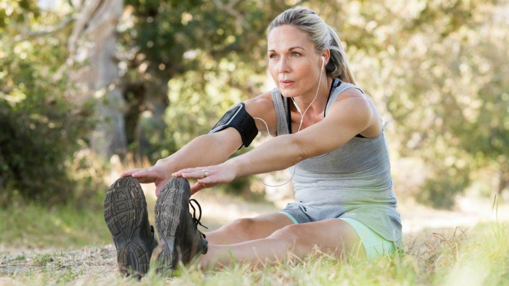 Физическая активность для женщин