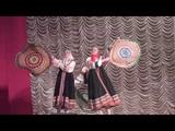 Народный ансамбль танца Славяне Славяне Концерт в День народного единства Город Вязьма