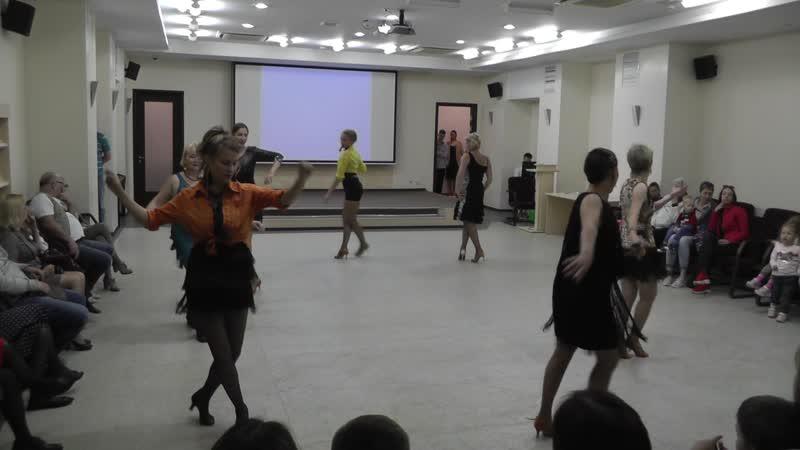 Asta-Dance 2019 Хобби-класс Самба