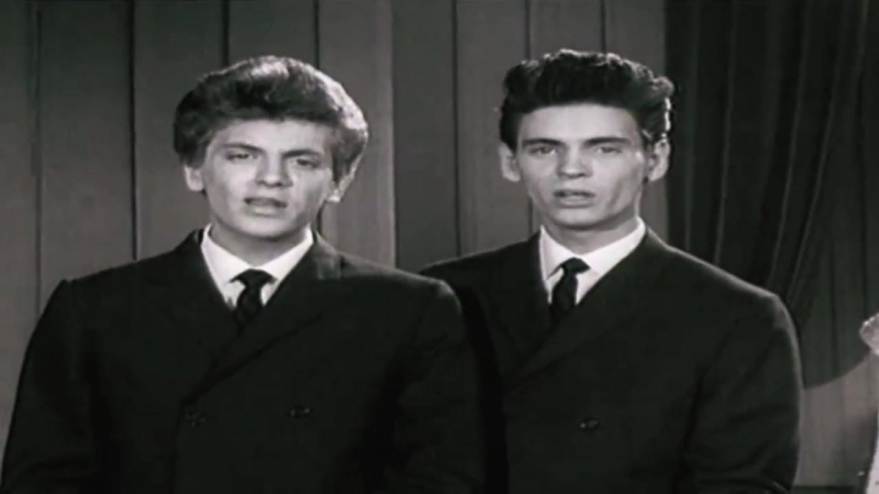 The Everly Brothers - All I Have To Do Is Dream (Stereo) 1959 HD VERSION 2