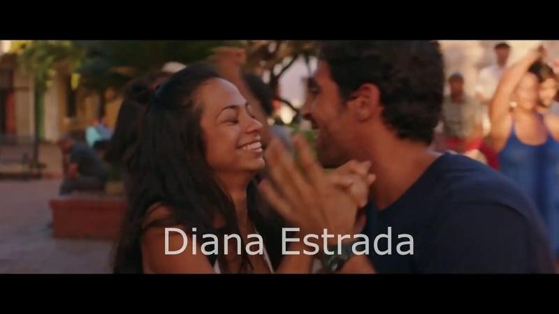 Премьера проекта TimbaNoLimit c Diana Estrada! 4-6.10.2019!