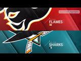 Calgary Flames vs San Jose Sharks Mar 30, 2019 HIGHLIGHTS HD