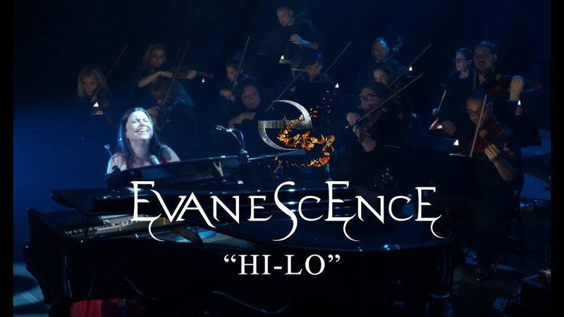 Evanescence Performing Hi-Lo Live - 360 Video
