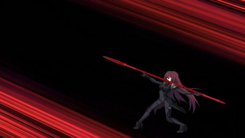 Local spearwomen kills a riceman