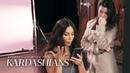 Khloe Kim Kylie Kourt Learn of Tristan Jordyn Scandal KUWTK E