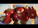 Обзор на фигурку Халкбастера от Marvel Select