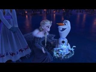 When We're Together (lyrics) Olaf's Frozen Adventure