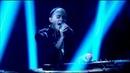Grimes performing Genesis on Jools Holland