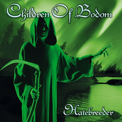 Children Of Bodom (2008) - Hatebreeder [Reloaded Edition]