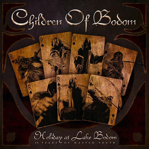 Children Of Bodom - Holiday At Lake Bodom - 15 Years Of Wasted Youth [Comilation]