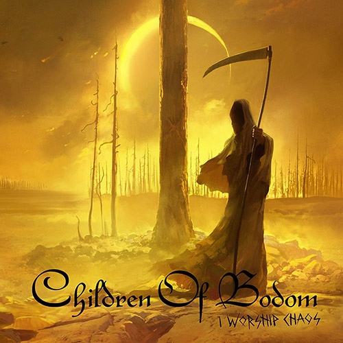 Children Of Bodom - I Worship Chaos [Japan Edition]