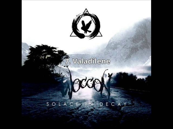 Woccon - Solace in Decay (2014) Full Album