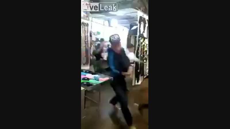 В Китае преступник застрелил шестерых полицейских