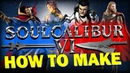 SOULCALIBUR VI Character Creation how to: Punisher, Thor, Psylocke