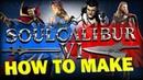 SOULCALIBUR VI Character Creation how to: Dr.Strange, Punisher, Thor, Psylocke