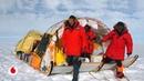 El reto de alcanzar el polo Sur con el único impulso del viento