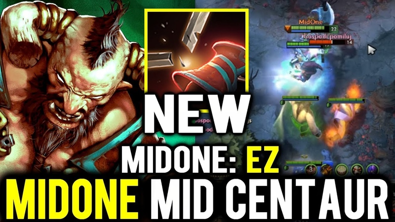 MIDONE 7.20 Centaur Midlane with Imba New Retaliate - Toying Enemies Like Boss