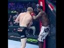 Нейт Марквардт нокаутировал нынешнего чемпиона UFC в полусреднем весе Тайрона Вудли