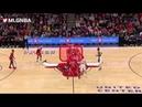 Чикаго Буллз 116:119 Индиана Пэйсерс Обзор матча НБА 5 января 2019